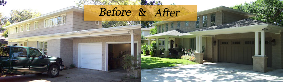 Fantastic Exterior Remodeling and Transformations in Fort Worth, Texas VQ06