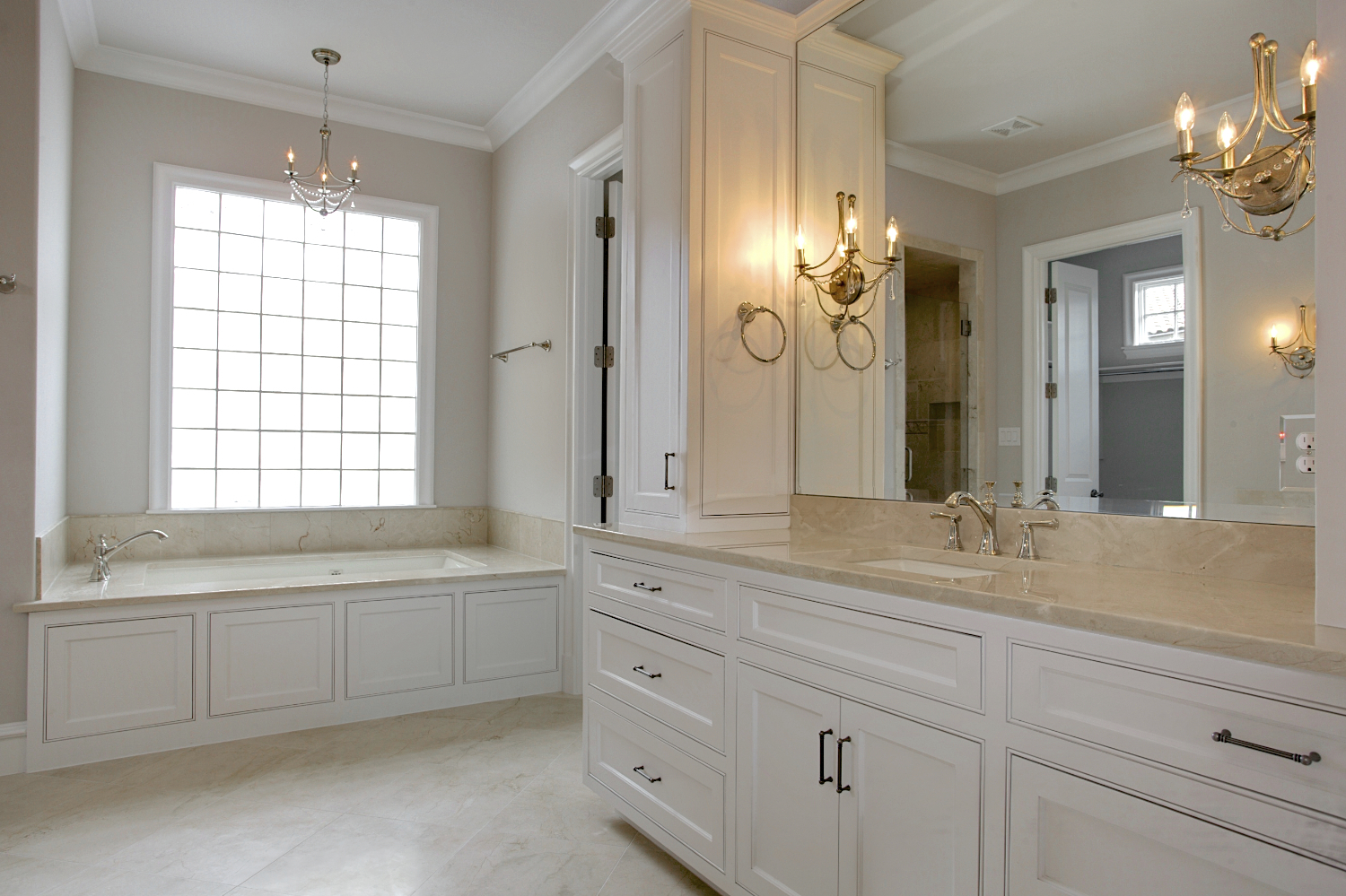 bathroom remodeling in fort worth, texas with robinson builders