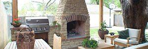 Outdoor Living Design in Fort Worth