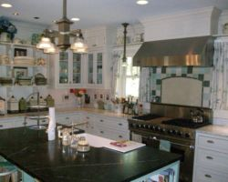 Vintage-style Cabinetry